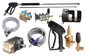 Atlanta Pressure Washing Parts and Accessories